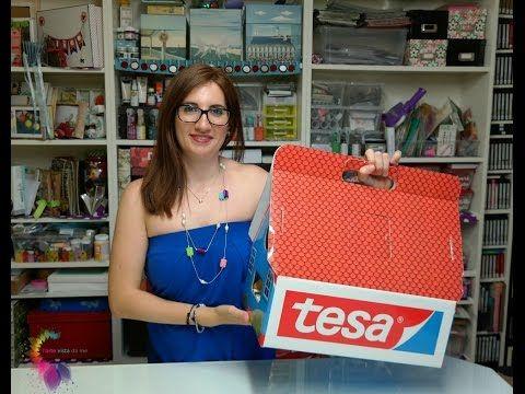 Colle e adesivi Tesa-Recensione-Collanti per Scrapbooking e Fai da te #faidaTESA - YouTube