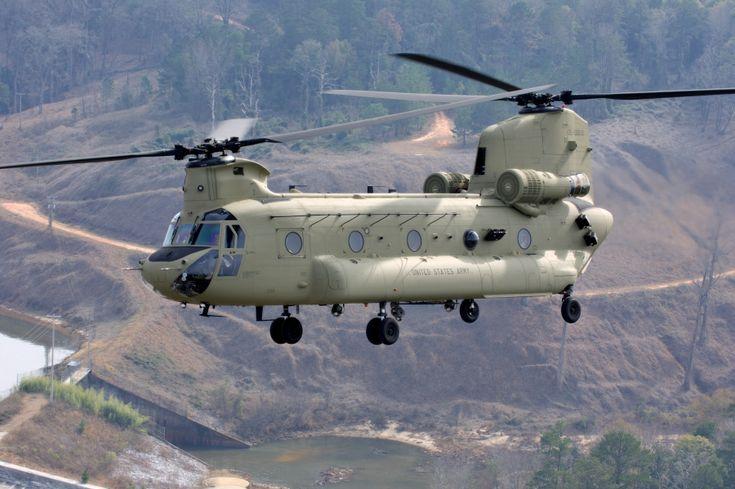 Boeing CH-47 Chinook | Más Boeing CH-47 Chinook para Ejército de Estados Unidos