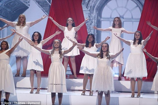 BGT fans outraged as Welsh choir change Jerusalem lyrics #dailymail