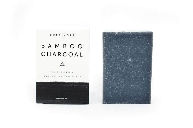 Bamboo Charcoal Cleansing Bar Soap – Moorea Seal