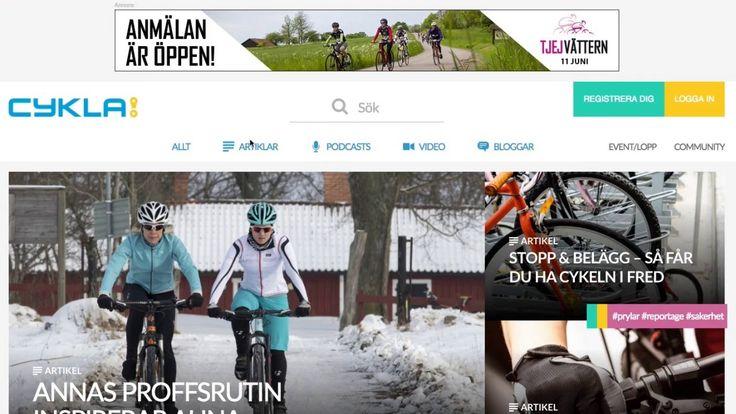 Välkommen till cykla.se - YouTube