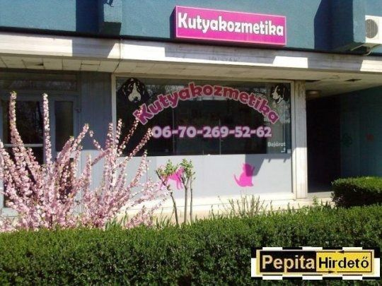 Dolly kutyakozmetika, Budapest, XIII. ker. [Pepita Hirdető]