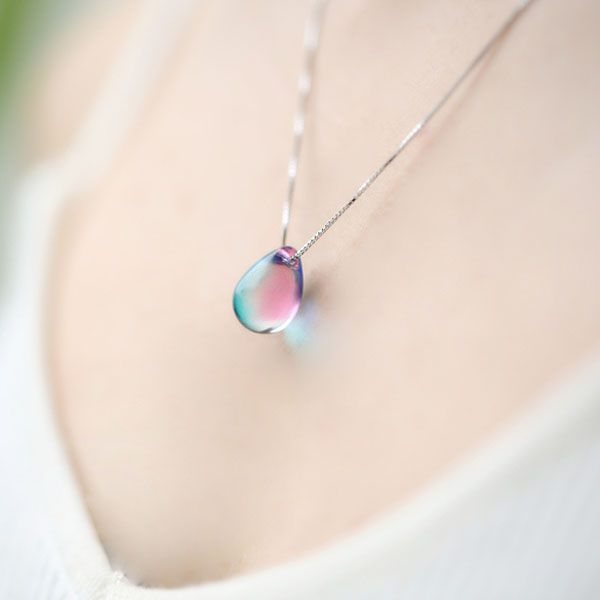 product image for Teardrop Pendant Necklace