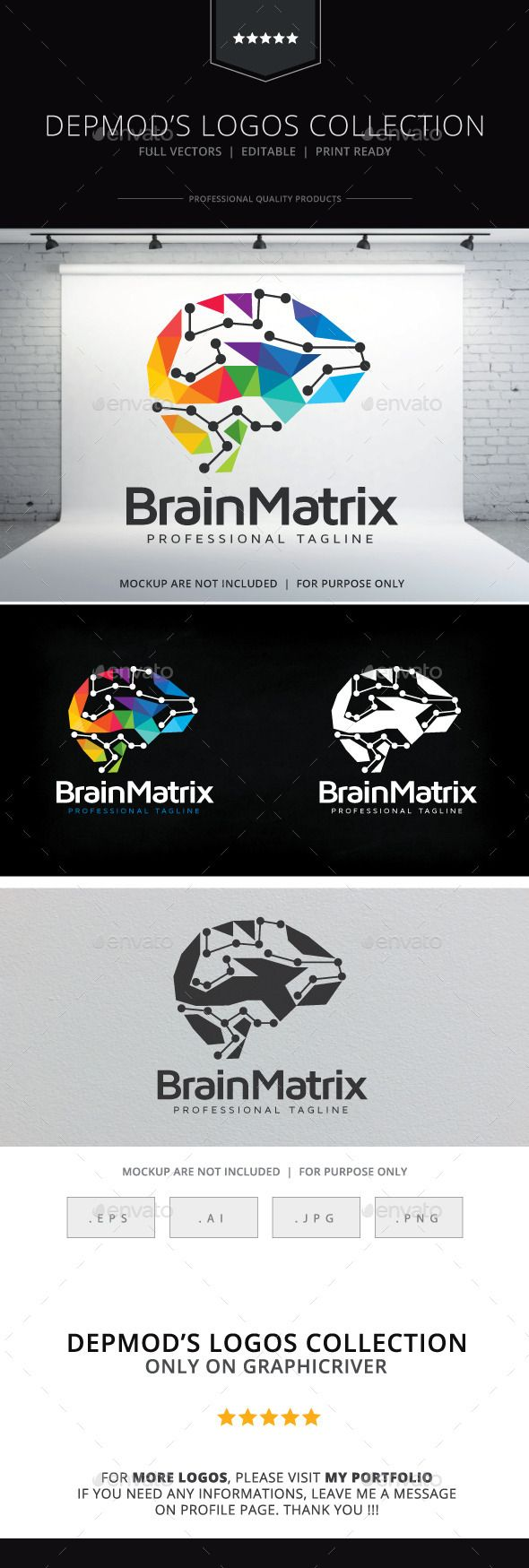 Brain Matrix Logo