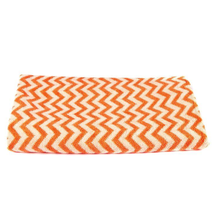 "Leisureland Microfiber Bath Towel 27"" X 54"", Blue"