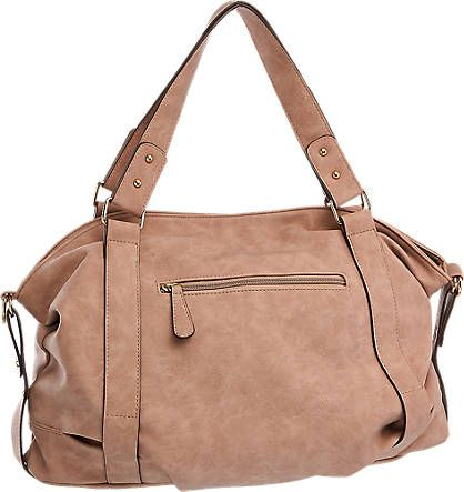 Damen Handtasche von Catwalk in rosa - deichmann.com