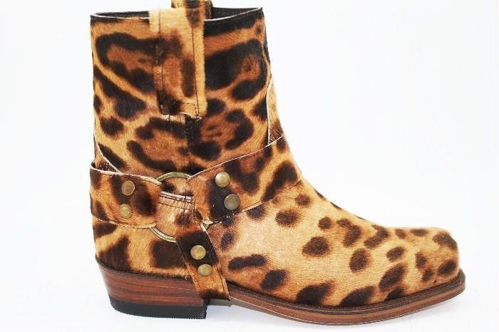 Sendra Leopard/tiger boots, whislist!❤
