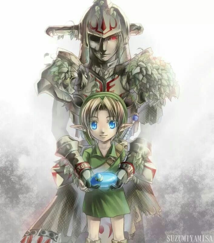 (Ocarina of Time/Twilight Princess) Unknown Fate
