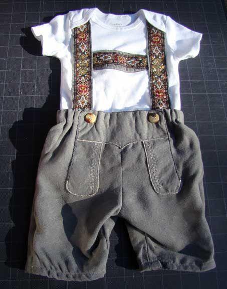 Baby-Lederhosen (a handful of pics) - CLOTHING