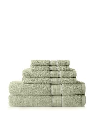50% OFF Espalma Ambassador 6-Piece Towel Set, Sage