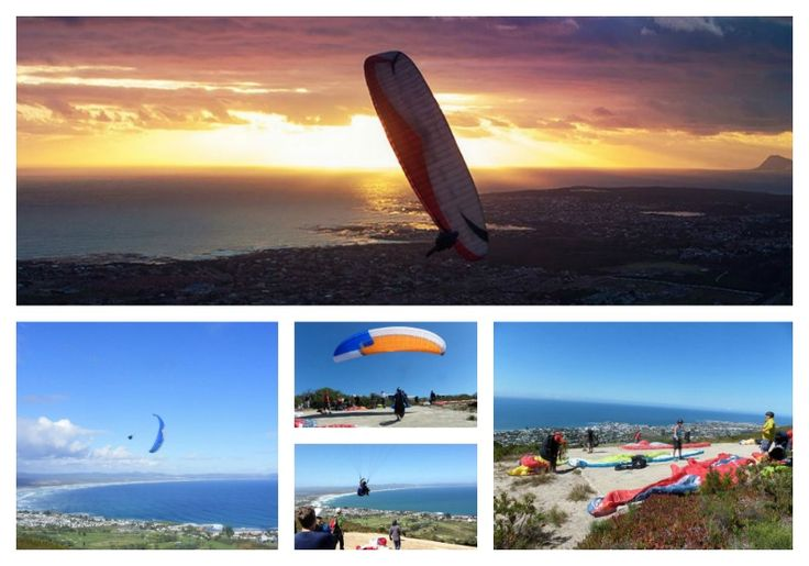 Paragliding Hermanus Contact Bevan Pope 072 495 5444