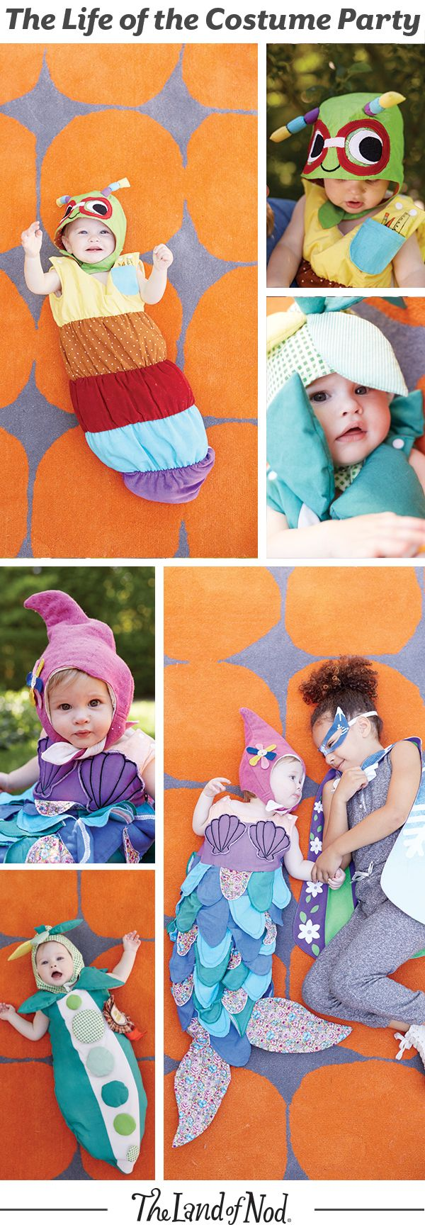 host the ultimate costume party with adorable kids costumes and fun halloween party supplies from land of nod - Halloween Supplies