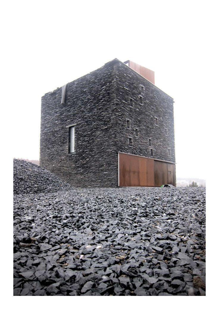 Villa Martelange - Atelier Hebbelinck, De Wit