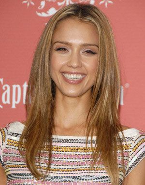 jessica albas best hairstyles ever hairstyles jessicaalba celebrity - Coloration Blond Clair Caramel