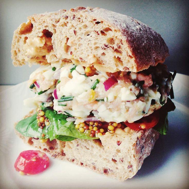 Jamie Oliver Sandwich