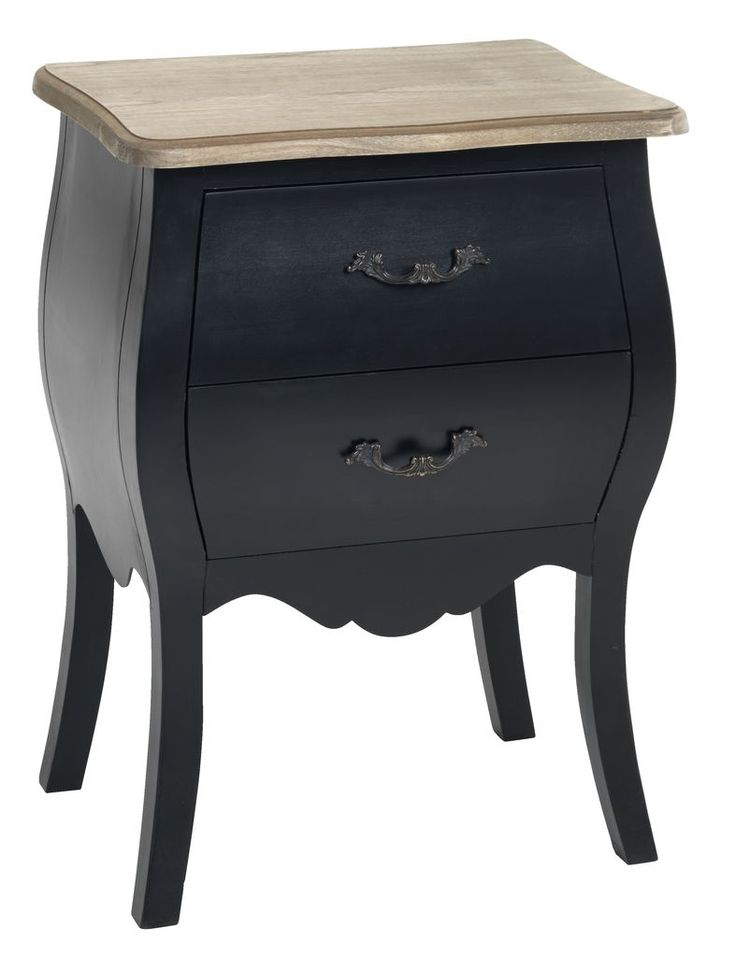 Eleganta si cu un aspect clasic, comoda cu doua sertare DALL din lemn masiv de pin este o piesa de mobilier care va iesi in evidenta in casa ta. | JYSK