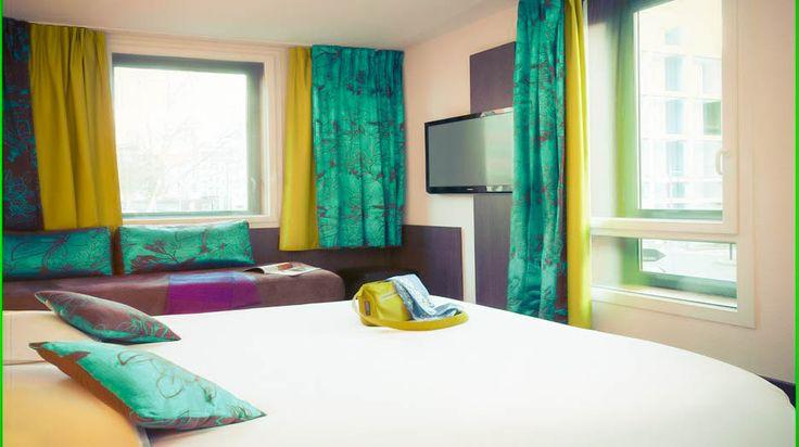 Ibis Styles Lyon La Part Dieu - Un confortable hôtel en plein La Part-Dieu de…
