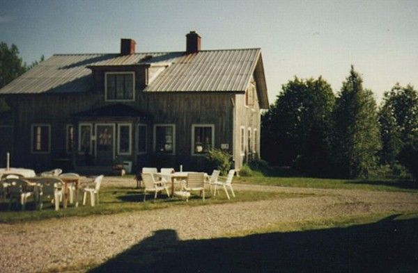"""Borgvattnet (The Haunted Vicarage), Sweden.  If this one took place in England, I'd bet there would be a BBC series about it. """"Haunted Vicarage"""" has a nice ring to it.  The vicarage now functions as a restaurant and hotel, and if you spend the whole night without leaving, you get your very own overnight-stay-certificate to prove your bravery."""