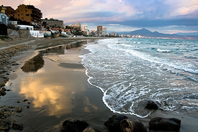 San Juan Beach, Alicante  | Cerca de Zenia Boulevard, Alicante | Spain