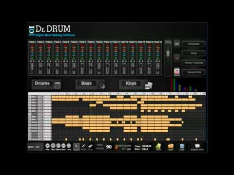 Dr Drum - Virtual DJ Mixer Software