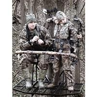 X-Stand Big Bubba 16' 2-Man Ladder Tree Stand: X-Stand Big Bubba 16' 2-Man Ladder Tree Stand #militarysurplus #ammo #outdoor #hunting