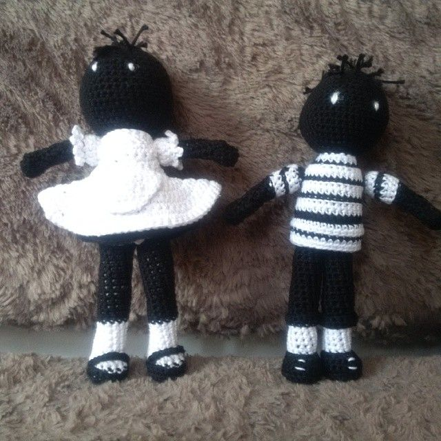 #made_it_myself  #crochet #haken #jip_en_janneke  #fiep_westendorp  #amigurumi #dutch #short #gestreept #haakpatroon