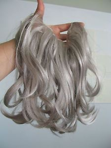 75 best going gray lovin it images on pinterest hair make up gray extensions brattin all in one soft pmusecretfo Image collections