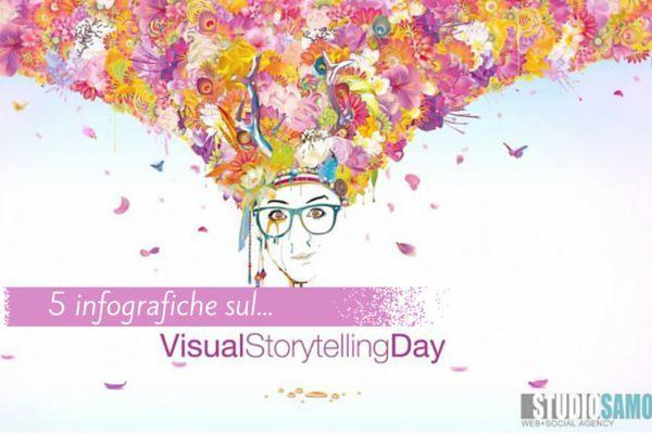 Il Visual Storytelling Day...in 5 infografiche!