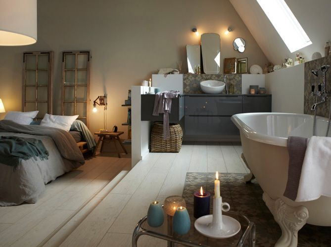 54 best suite parentale images on Pinterest | Live, Bedrooms and ...