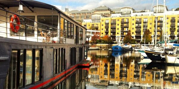 St Katherines Dock Hotels