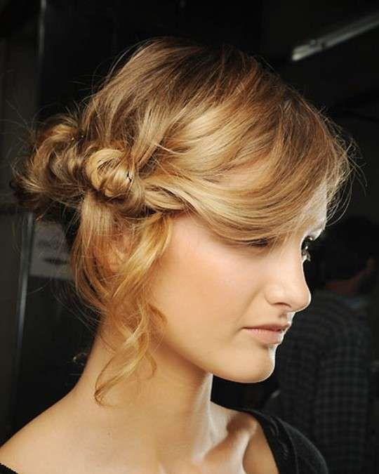 Idee acconciature da sposa per capelli medi (Foto 15/41)   PourFemme