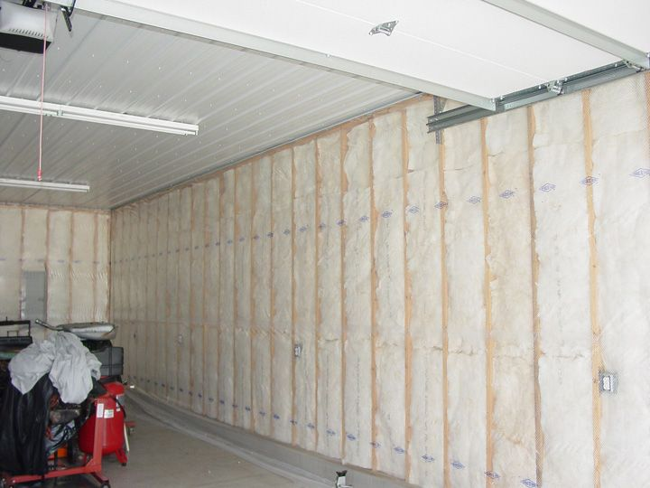 How to install garage insulation click here right now to see for yourself how to install garage insulation #stepbystep