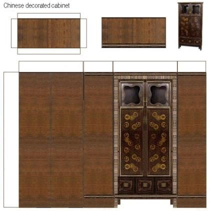 1000 images about miniature printables on pinterest for Muebles para armar