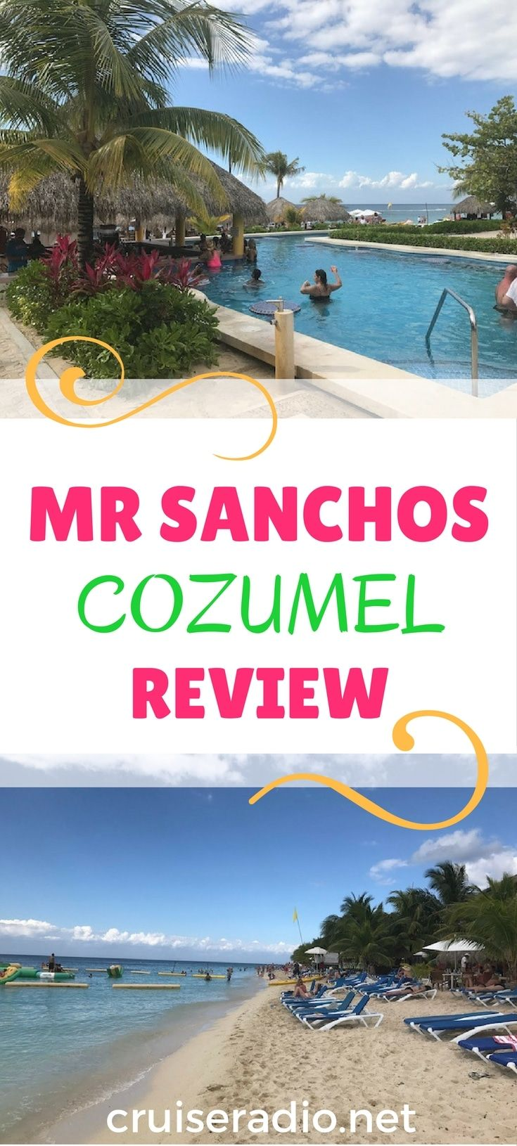 Mr. Sanchos is an extremely popular beach break destination for cruisers, and its prices and amenities have few local rivals.
