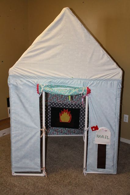17 best images about 1st birthday on pinterest mickey for Pvc playhouse kit