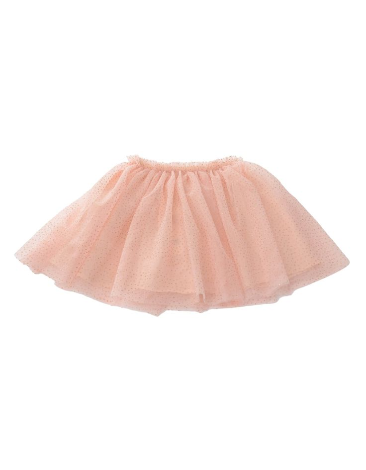 Eleven Paris Peach Carlie Netted Skirt | Accent Clothing