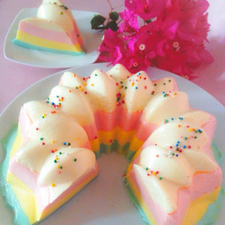 Gelatina cheesecake