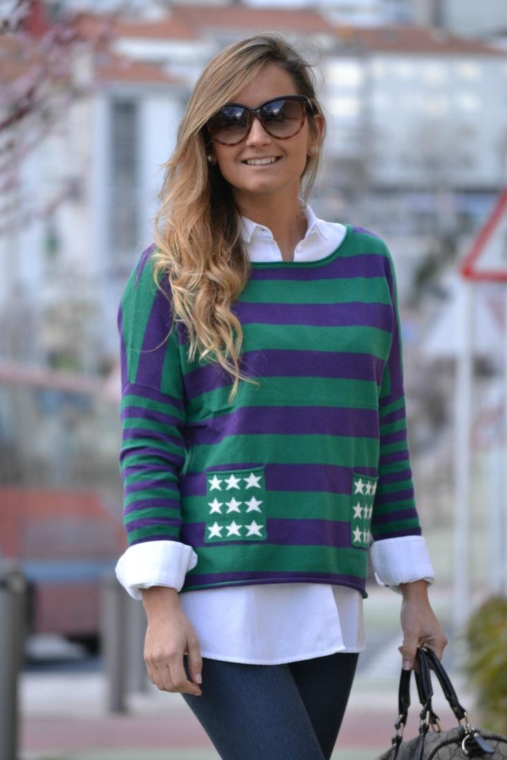 Iria Fole con jersey de www.chuchusetmoi.net