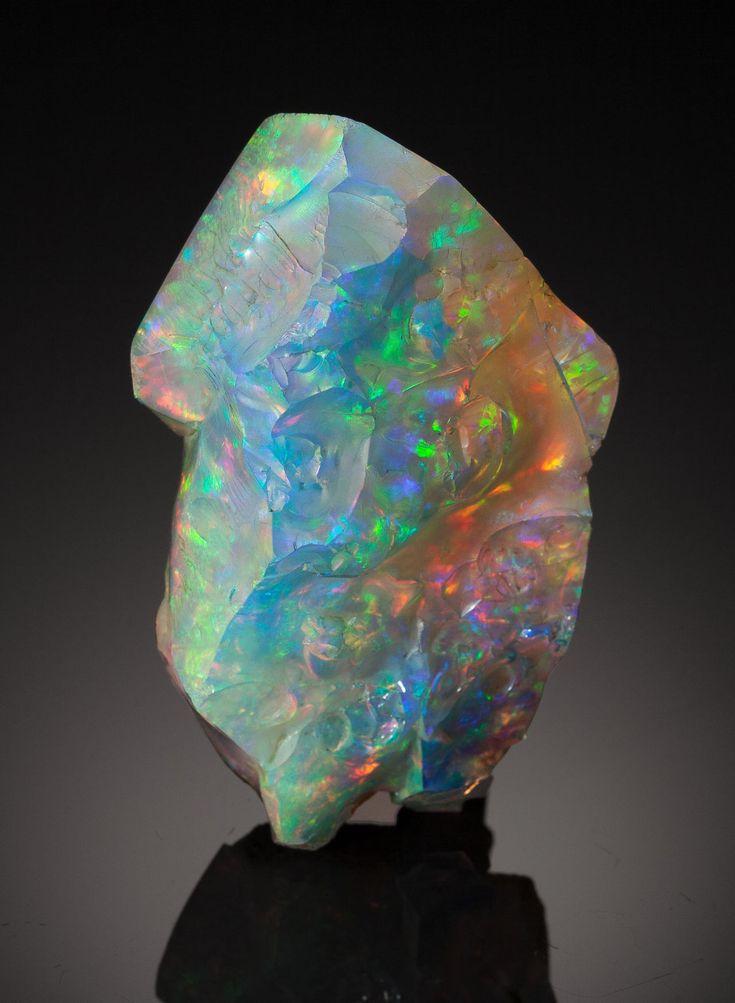 Opal Virgin Valley, Humboldt County, Nevada, USA