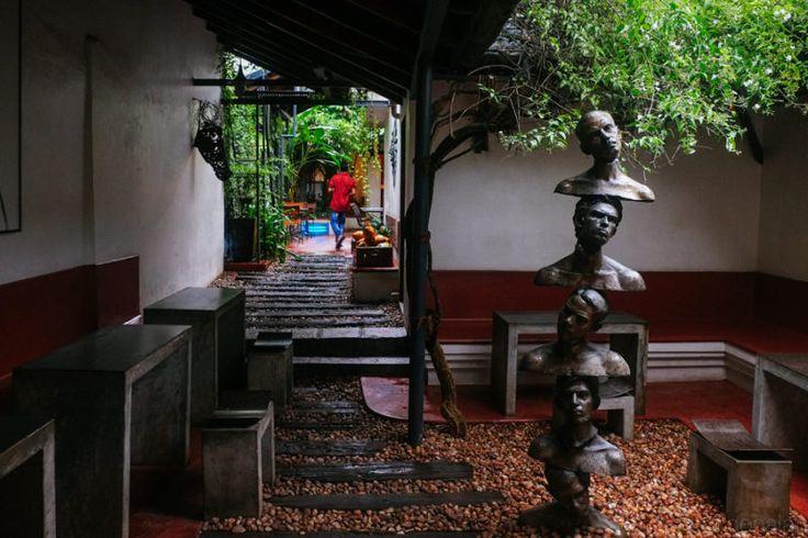 Kashi Art Cafe | Things to do in Fort Kochi, Kerala, India