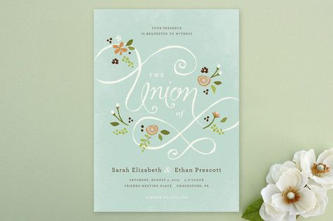 WIN A $100 GIFT CERTIFICATE FROM MINTED! - The Bride's Cafe