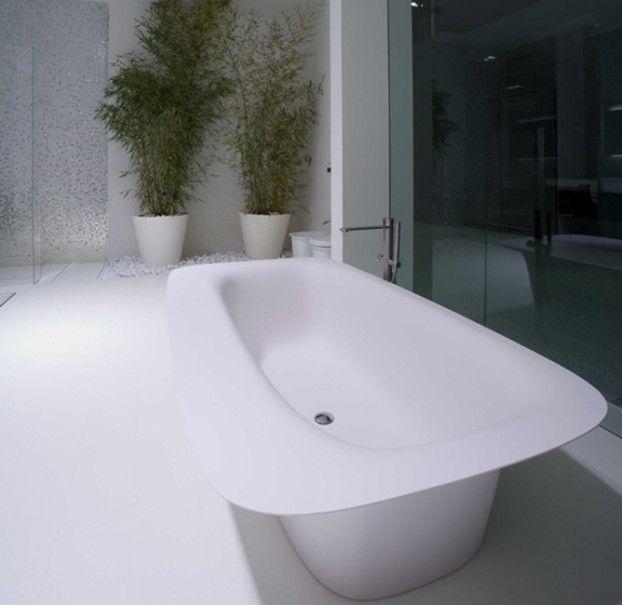 Oltre 25 fantastiche idee su Vasca da bagno freestanding su Pinterest  Vasca freestanding ...