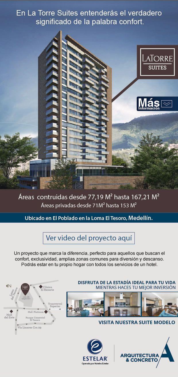 #NOVOCLICK ESTA CON #LaTorreDuites #ProyectoInmobiliarioEnMedellín