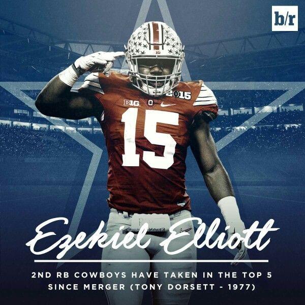 Ezekiel Elliott, Dallas Cowboys 2016 NFL Draft #Dallas #Cowboys #DallasCowboys…