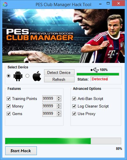 PES CLUB MANAGER Hacks Cheats Tool 2017 - Unlimited Training Points, Money and Gems Generators No Survey | PES CLUB MANAGER Online Resources Generator Unlimited Training Points, Money and Gems, Unlimited PES CLUB MANAGER Hacks Unlimited Free Training Points, Money and Gems Glitch ... PES CLUB MANAGER Hacks - PES CLUB MANAGER ...