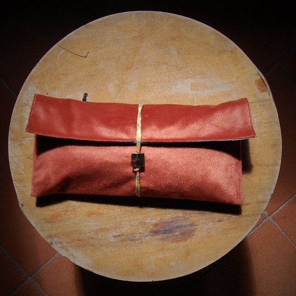 Pochette - Pochette fatta a mano - un prodotto unico di somethingelse-sc su DaWanda