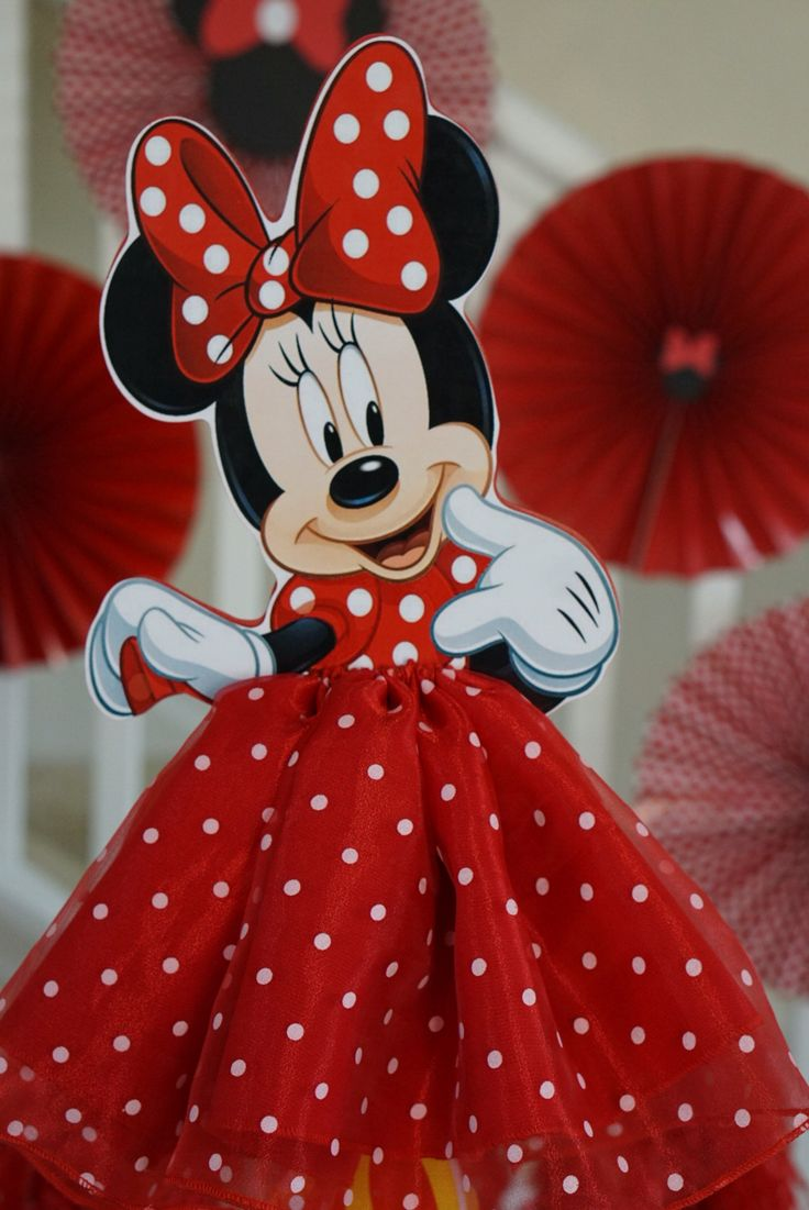 14 best Minnie Mouse birthday Party images on Pinterest Computer