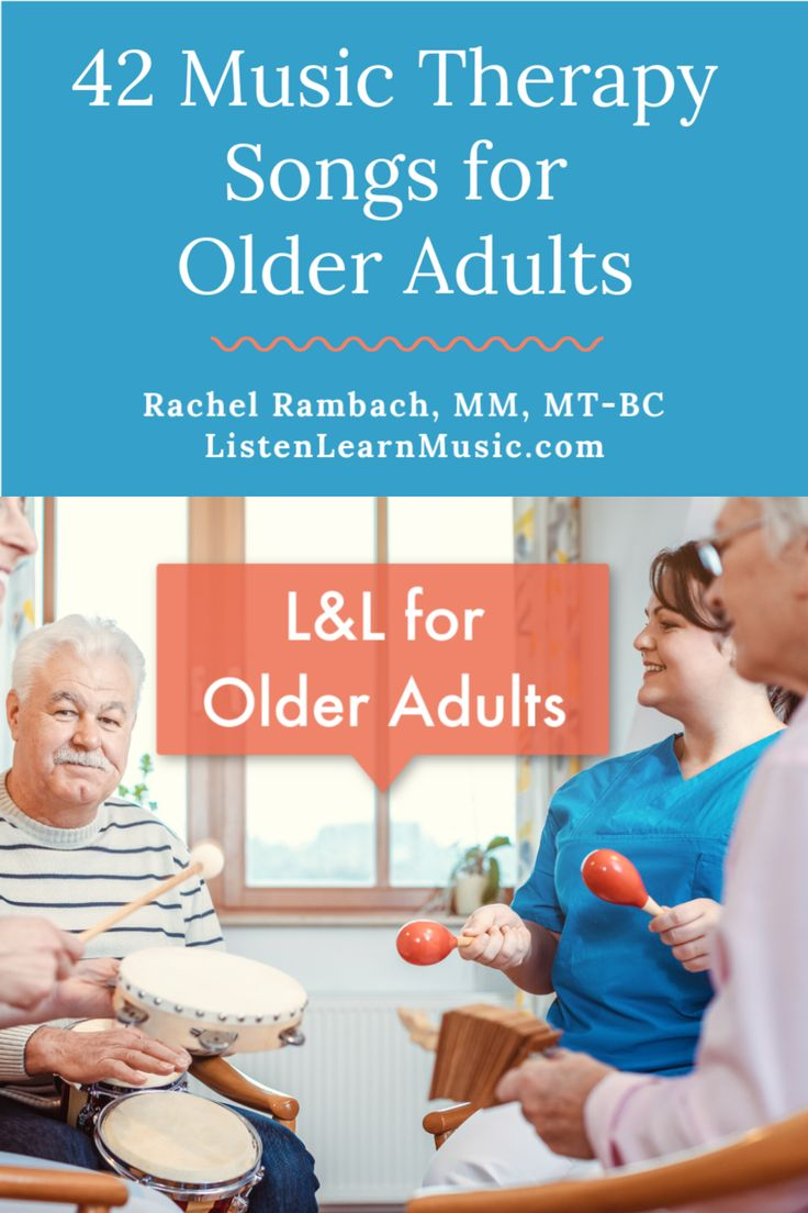 42 Music Therapy Songs for Older Adults in 2020 Music