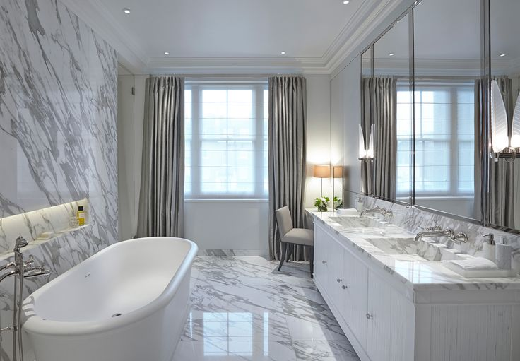 Interior design london houses belgravia todhunter for Bathroom interior design london