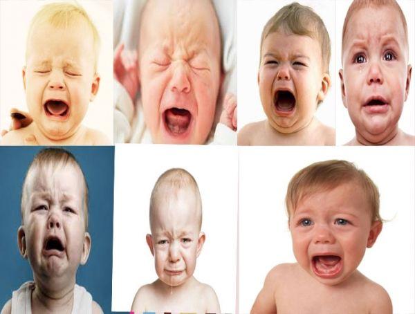 Aποκωδικοποιήστε το κλάμα του μωρού σας